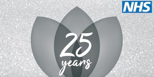 NHS Long Service Awards - 25 years
