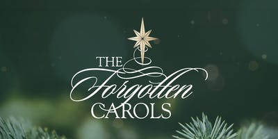The Forgotten Carols at Logan High School, 7:30pm