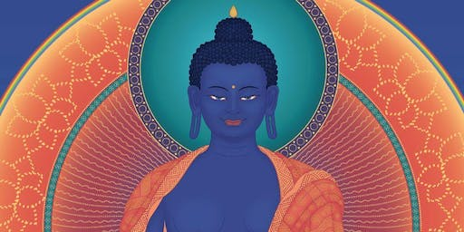 Empowerment Day: Medicine Buddha,  Heal the Mind, Heal the Body