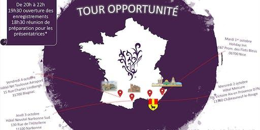 TOUR OPPORTUNITÉ - NARBONNE