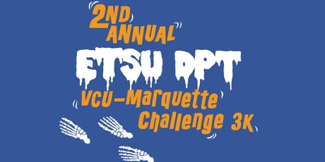 ETSU Physical Therapy 3K Trot or Treat tickets