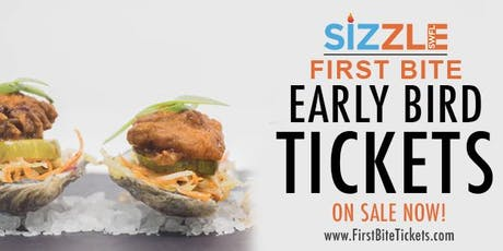 "Sizzle ""First Bite"" Menu Release Party @ Sugden Hall FGCU tickets"