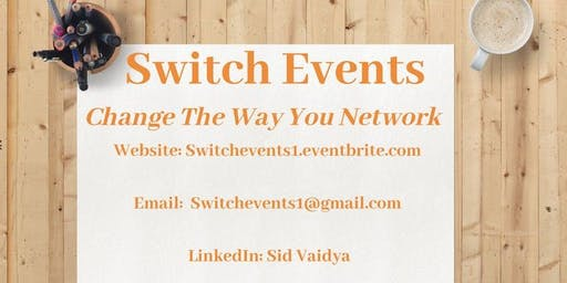 Switch Events - Northern NJ