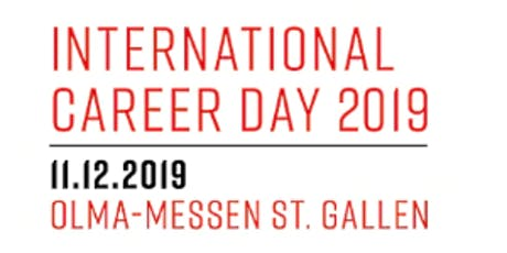 International Career Day 2019 - Olma Messen, St. Gallen Tickets