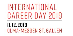 International Career Day 2019 - Olma Messen, St. Gallen