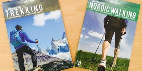 Presentazione Volumi Trekking & Nordic Walking - Silvano Moroni tickets