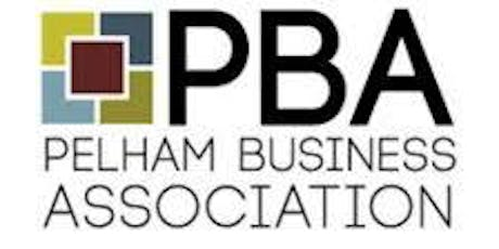 Pelham Business Association AGM tickets