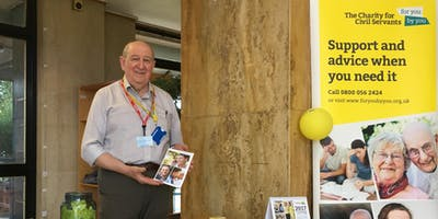 Host a Stand & Give a Charity Presentation - Wellbeing Day - Manchester - 2 DATES