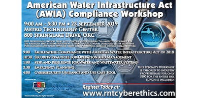 AWIA Compliance Workshop