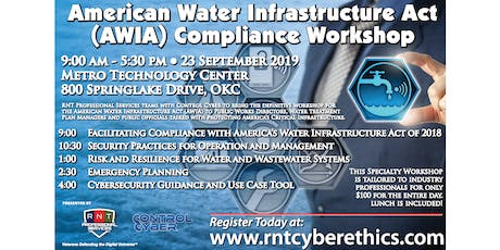 AWIA Compliance Workshop tickets