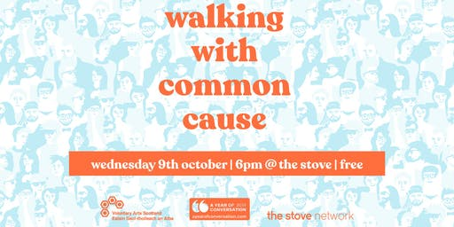 Walking with Common Cause