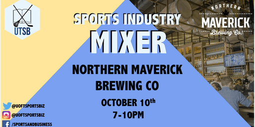 UTSB's 6th Annual Sports Industry Mixer
