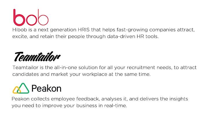 Embracing HR Tech for Success (Stockholm Meet-up) image