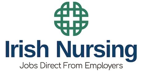 Irish Nursing Open Day – Dubai, April 2020 tickets