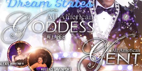 All American Goddess at Large and All American Gent  tickets