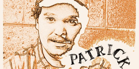 NYC Comedian Patrick Hastie at the Independent Comedy Club tickets