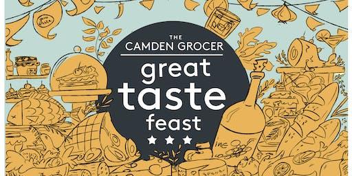 The Camden Grocer Great Taste Dinner