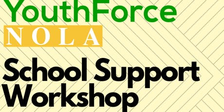 CPPS WORKSHOP: NOLA Economic and Employment Landscape (Train-the-Trainer) tickets