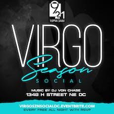 Virgo Season Social tickets