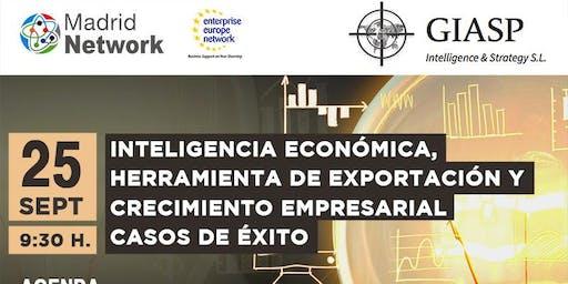 Inteligencia económica, herramienta de exportación y crecimiento empresaria