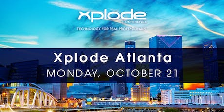 Xplode Conference Atlanta 2019 tickets