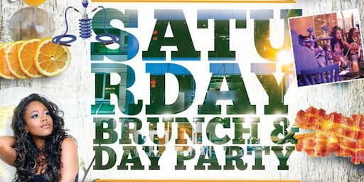 SOS {SATURDAYS ON SOUTH} BRUNCH & DAY PARTY @ MIRAGE | FEATURING DJ AYE BOOGIE & DJ QLASSICK | SAT SEPT 28TH