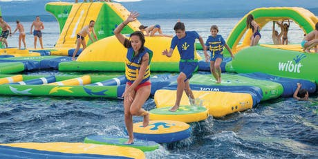 Wake Island Waterpark Family Resiliency Event tickets