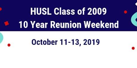 Howard University School of Law, Class of 2009 TEN Year Reunion! tickets