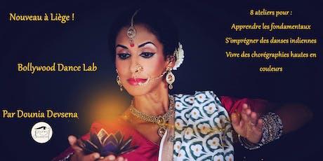 Bollywood Dance Lab' - Cours d'essai gratuit billets