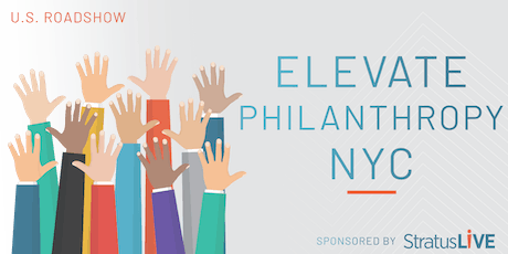 Elevate Philanthropy - New York tickets