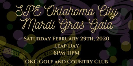 14th Annual SPE Mardi Gras Gala tickets