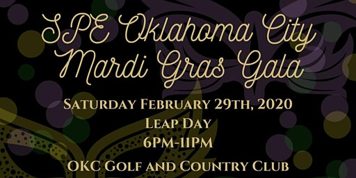 14th Annual SPE Mardi Gras Gala