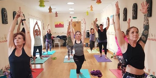 Yoga and Vegan Lunch at Krishna Eco Farm
