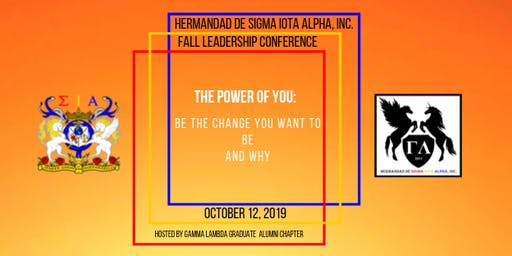 FLC 2019 : The Power of You: Be the Change You Want to Be and Why