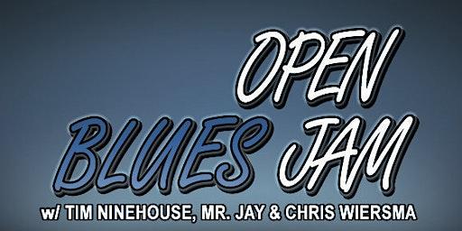 Blues Open Jam