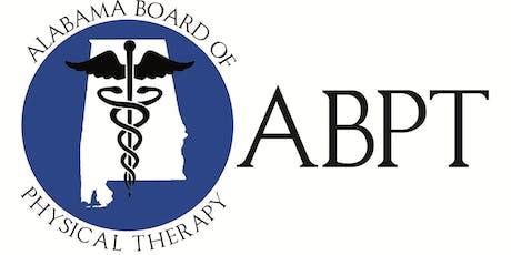 ABPT Jurisprudence Seminar - October 2019 tickets