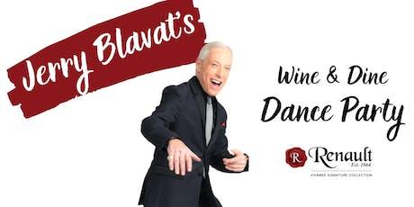 Jerry Blavat's Wine & Dine Dance Party tickets