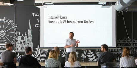 Intensivkurs Facebook & Instagram Basics Tickets