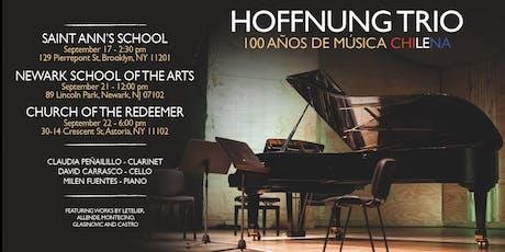 100 Años de Música Chilena tickets