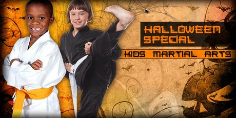 FREE WEEK OF YOUTH KARATE CLASS AGES 6-13 tickets