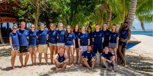 Volunteer in Fiji - Oxford Brookes