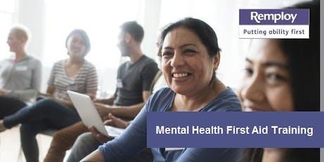 Mental Health First Aid Training - Harrogate tickets