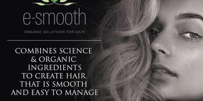E-smooth Organic Solutions for Hair