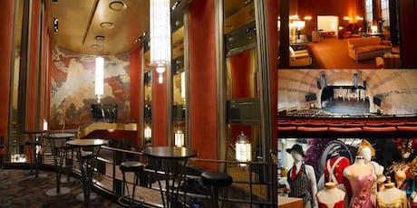 Behind-the-Scenes @ Radio City Music Hall, Art Deco Masterpiece tickets