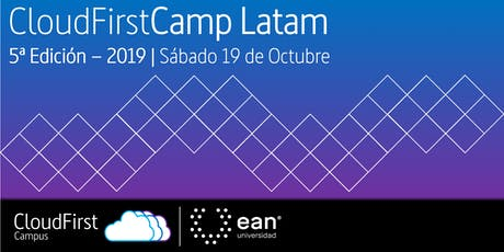 CloudFirst Camp 2019 Latinoamerica tickets