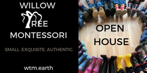 Open House Admissions Tour