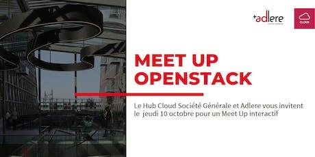 Meet Up OpenStack billets