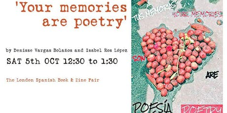 Your memories are poetry tickets