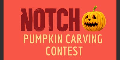 NOTCH Pumpkin Carving Contest 2019