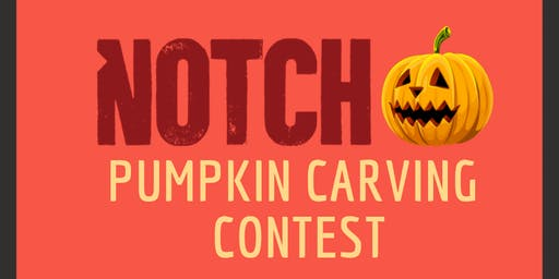 NOTCH Pumpkin Carving Contest 2019